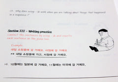 Level 3 Korean Grammar Workbook