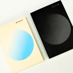 Blonote (Korean Edition + English Edition Set) + 1CD by TABLO From Epik High (블로노트 by 타블로)