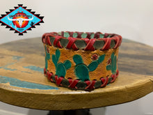 Load image into Gallery viewer, Smokin'Spurs'Southwest CUFFS & RAFTER T RANCH CUFF
