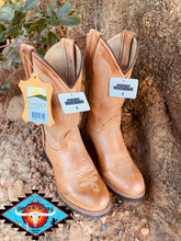 Load image into Gallery viewer, Smoky Mountain children's ROUNDUP round toe boot