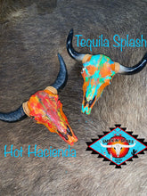 Load image into Gallery viewer, PATINA Resin Bull skull COLLECTION