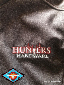 Hunters Hardware polyshell jacket.