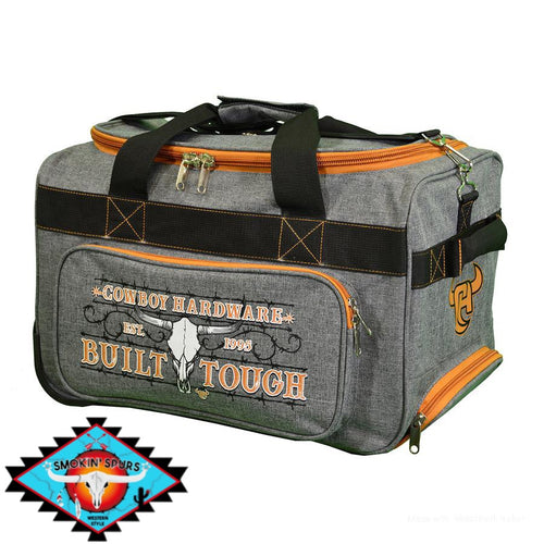 SMALL Cowboy Hardware Roll Gear Bag size 18""