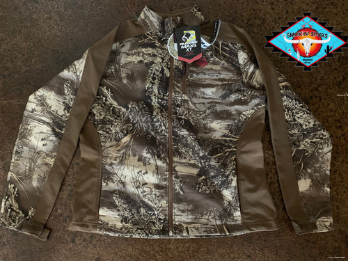 Ladies water resistant REAL TREE MAX -1 XT JACKET