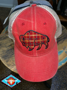 Original Cowgirl Co 'buffalo' Cap