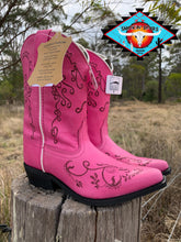 Load image into Gallery viewer, Smoky Mountain boot JOLENE  children's 9-3