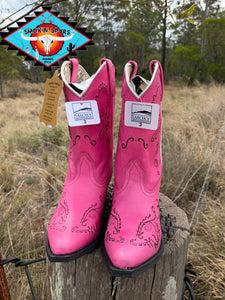 Smoky Mountain boot JOLENE  children's 9-3