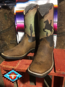Tin Star Boot from Texas