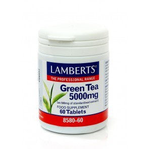 H01-8580/60 Lamberts Green Tea 2750mg*