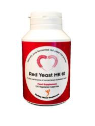 Red Yeast MK-10 120 veg caps