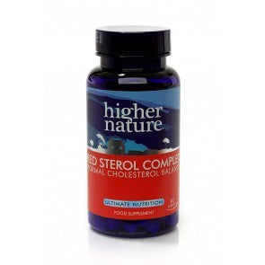 *H02-RED090 Higher Nature Red Sterol Complex