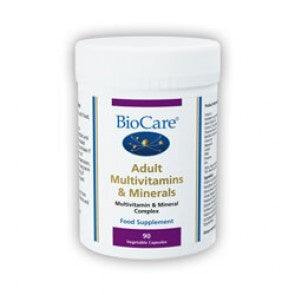 *H03-14590 BioCare Adult Multivitamins and Minerals