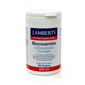 H01-8516/120 Lamberts Glucosamine and Chondroitin Complex*