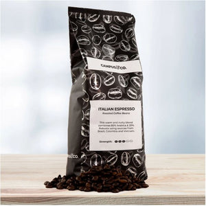 Campus & Co Italian Espresso Coffee Beans 500g