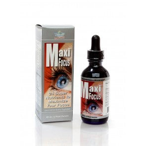 H10-MAXI Maxi Focus Sublingual Spray*