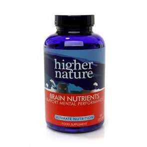 H02-QAB180 Higher Nature Advanced Brain Nutrients*