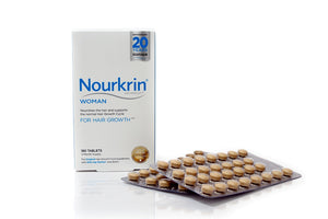 Nourkrin Woman 3 month supply 180 tablets*