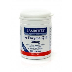H01-8531/180 Lamberts Co-Enzyme Q10 30mg*