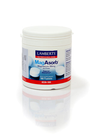 H01-8239/180 Lamberts Magasorb Tablets*