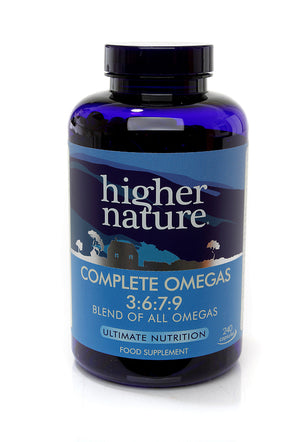 H02-QEO240 Higher Nature Complete Omegas(3:6:7 and 9)*