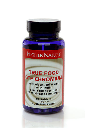 H02-TCR090 Higher Nature GTF Chromium*