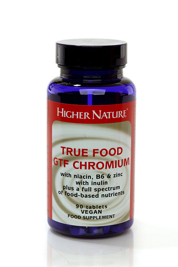 *H02-TCR090 Higher Nature GTF Chromium