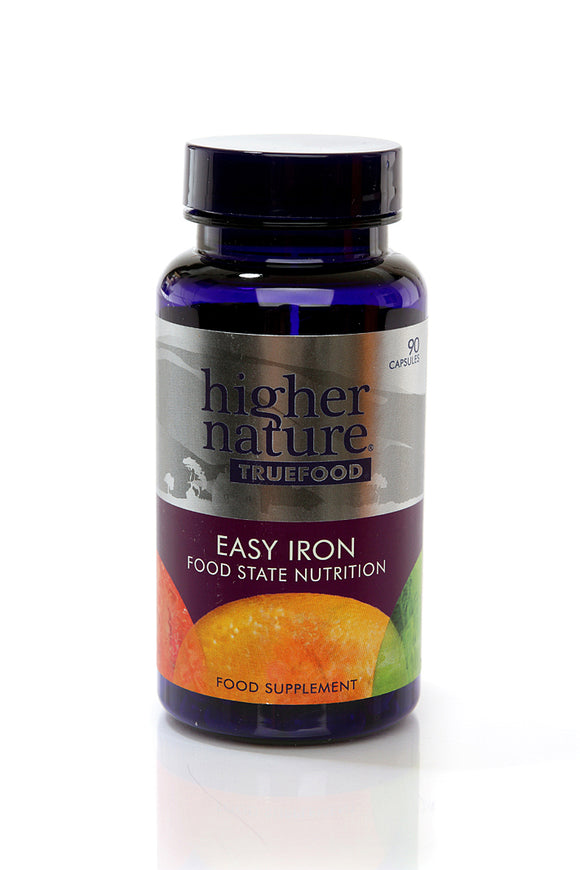 *H02-TIR090 Higher Nature True Food Easy Iron