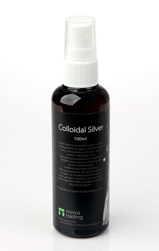 *H05-TRU100 Colloidal Silver Spray 100ml