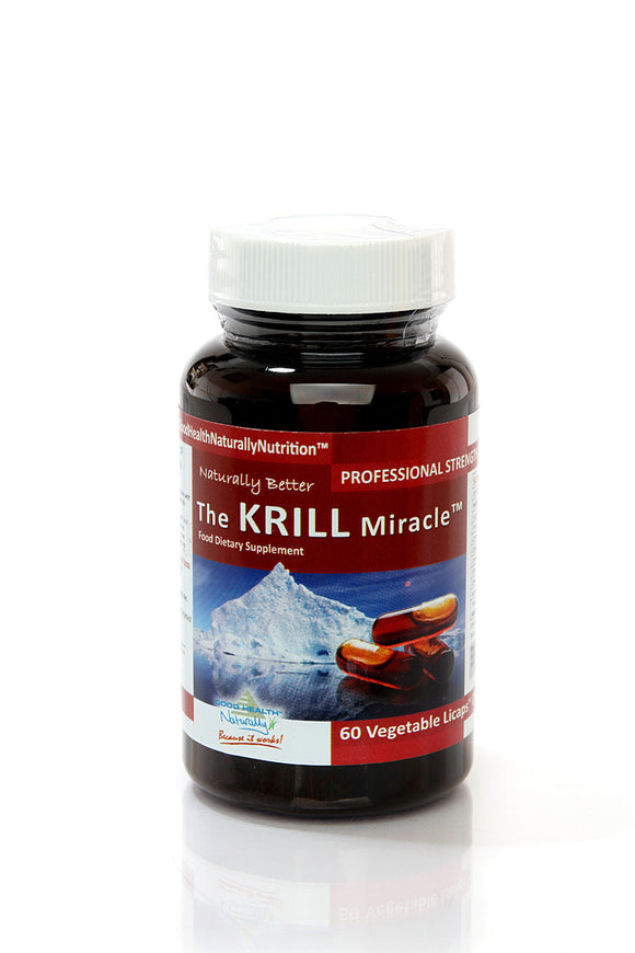 *H10-1076-1 Krill Miracle Capsules