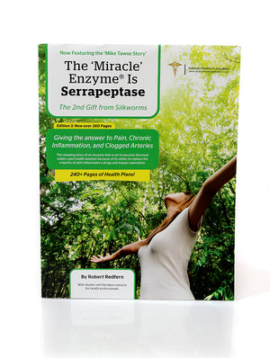 H10-3026 Serrapeptase Book