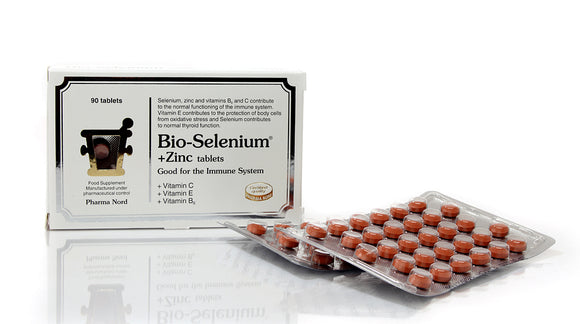 *H16-0109868 Pharma Nord Bio Selenium and Zinc