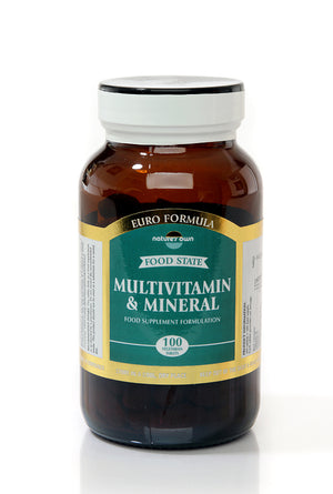 H16-NTOV107 Natures own Multi Vitamin and Mineral*