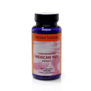*H02-MYA090 Higher Nature Mexican Yam Extract
