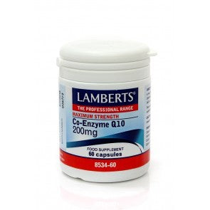 H01-8534/60 Lamberts Co-Enzyme Q10 200mg*