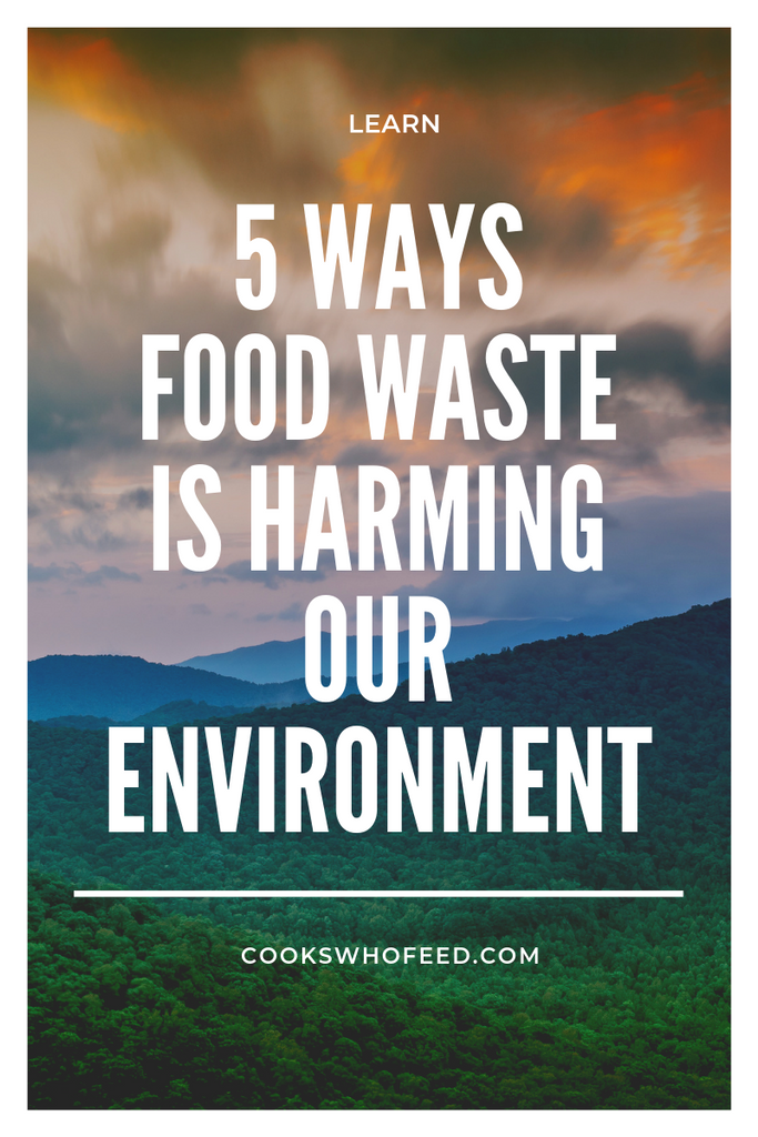 The Impact of Food Waste on the Environment