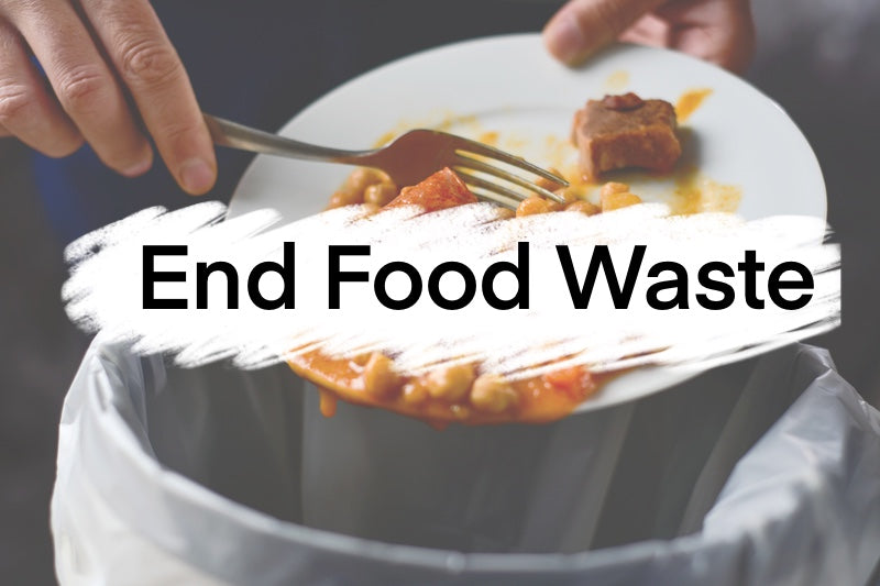 Throwing out food you don't eat? Think again.