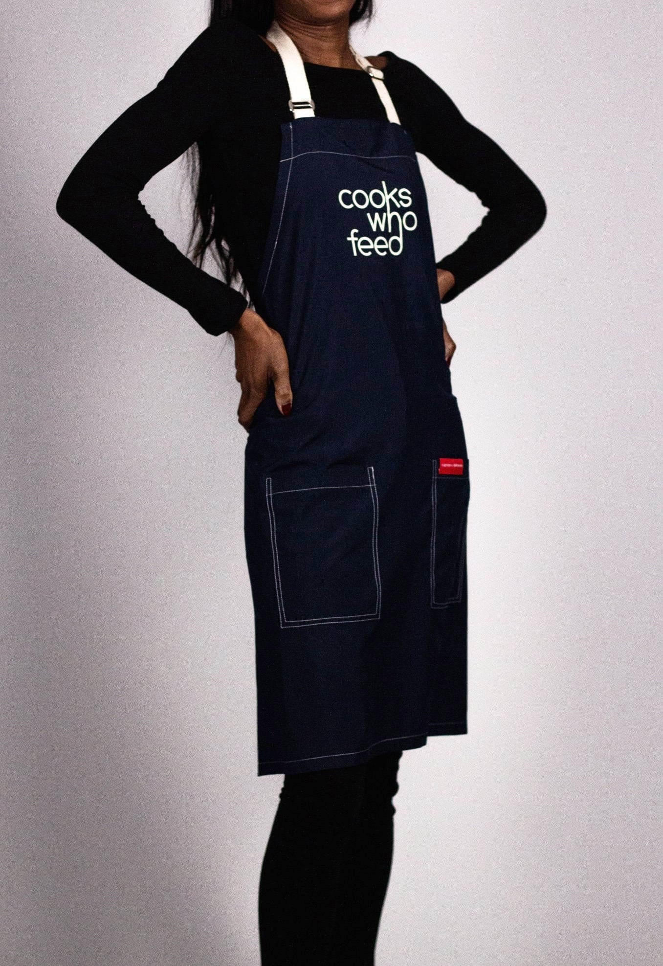 Recycled Poly Apron