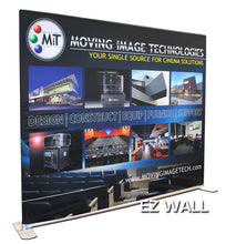 EZ WALL Straight Backdrop Banner
