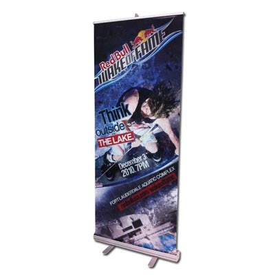 Econo Retractable Banner Stand
