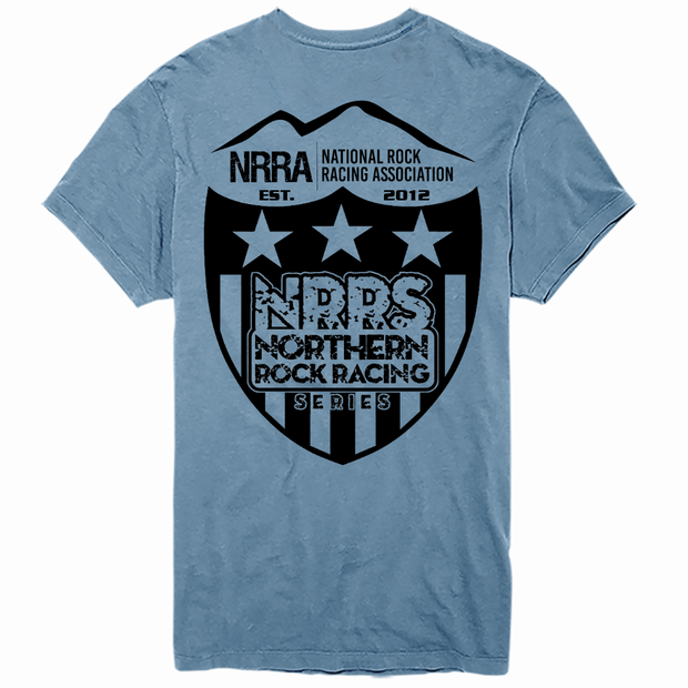 NRRS Authentic T-Shirt (Blue)