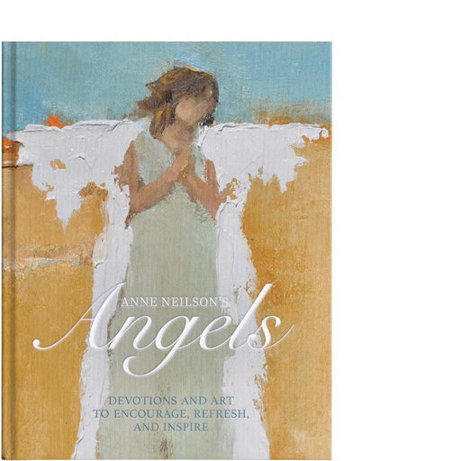 Angels Devotional Book Decor Anne Nielson