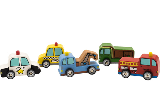 Around the Town Cars Mini Toys Jack Rabbit
