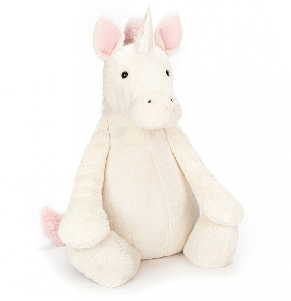 Bashful Buddy Plush Toy JellyCat Unicorn