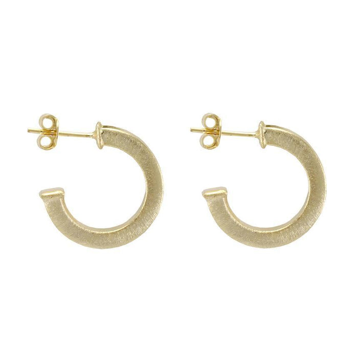 Bianca Hoop Earrings Earrings Sheila Fajl