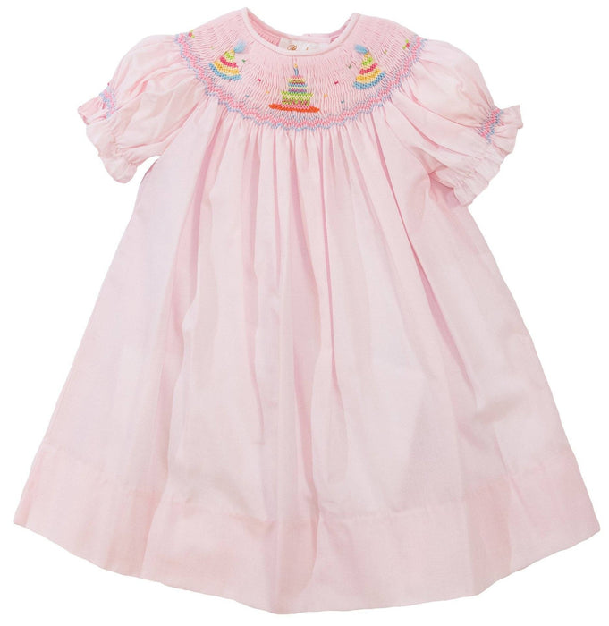 Birthday Cake Dress Dresses Rosalina Pink 12m