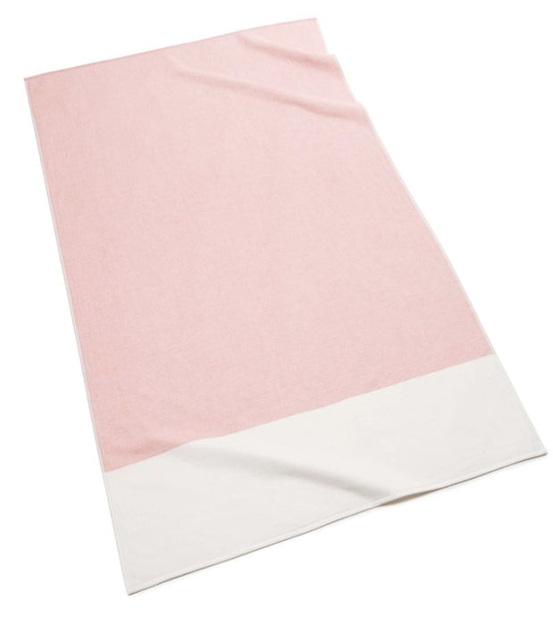 Block Pareo Beach Towel Beach Towels Kassatex Coral