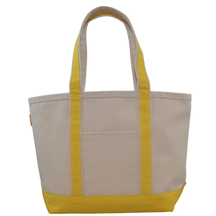 Boat Tote Totes CB Station Yellow Medium