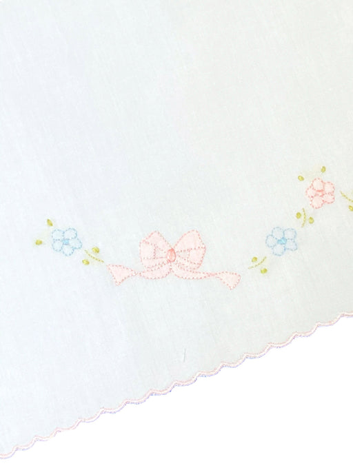 Bow Baby Pillow Case Pillows Auraluz