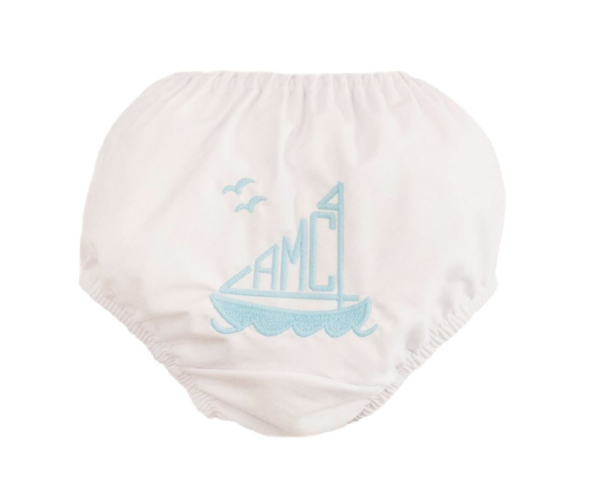 Boy Bloomers Bloomers Wholesale Linens White NB