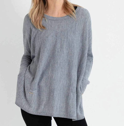 Catalina Sweater Sweaters MerSea Fog